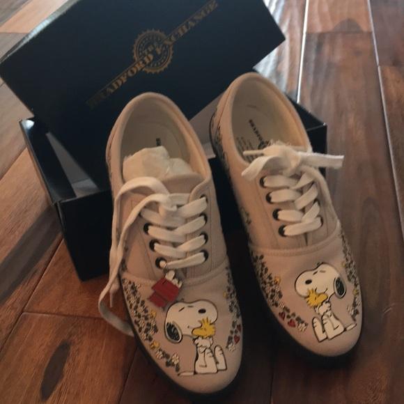 857128fc62 Bradford Exchange Shoes - Bradford Exchange Snoopy tennis shoes